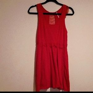 Free Peop lace detal dress szSP